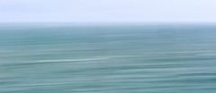 Sea Sweep (method photo) Tags: sea sky water landscape skies style minimal icm stgovanshead intentionalcameramovement