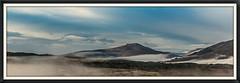 Scottish Highlands (jamesmcentee560) Tags: trees winter panorama snow mountains landscape scotland frost dragondaggeraward