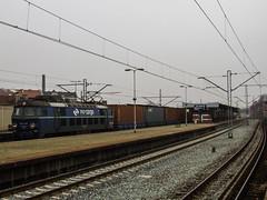 ET22-1094 (Tisosek) Tags: electric train poland locomotive freight trainspotting gliwice et22