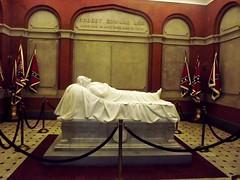 Robert E Lee burial site (h willome) Tags: virginia lexington 2013