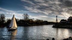Still sailing in late November (PortSite) Tags: