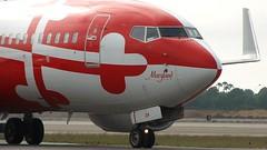 LAX International (JustPlanes) Tags: southwest southwestairlines boeing737700 marylandone