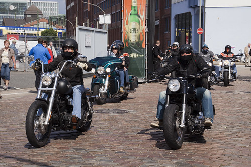 Hamburg-Harley Days 2013.