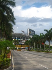 "Main Entrance to Sun Life Stadium • <a style=""font-size:0.8em;"" href=""http://www.flickr.com/photos/109120354@N07/11047076045/"" target=""_blank"">View on Flickr</a>"
