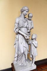Lima Museo Palacio Arzobispal - esculturas y relieves Peru 16 (Rafael Gomez - http://micamara.es) Tags: peru y lima esculturas per museo palacio arzobispal arzobispado relieves