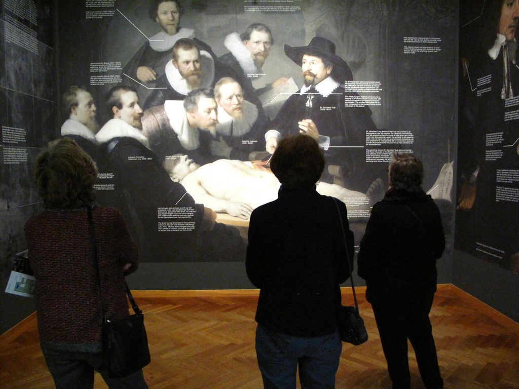 The World\'s Best Photos of anatomy and rembrandt - Flickr Hive Mind