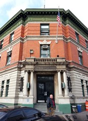 62nd Precinct Police Station (Hobo Matt) Tags: nyc portal xmap