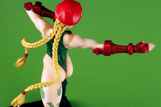 【更新清晰官圖】壽屋 – 電玩美少女雕像:快打旋風 II / 倩咪