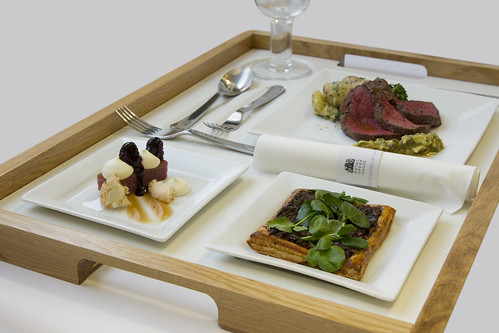 David Mellor Design creates bespoke supper trays for the ROH