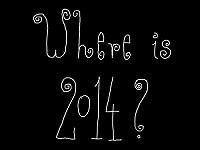 2014在哪裡?(Where is 2014?)