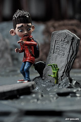 The Dead Are Coming (Toy Photography Addict) Tags: toys laika actionfigures zombies diorama toyphotography stopmotionanimation huckleberrytoys toydiorama paranorman clarkent78 jeffquillope toyphotographyaddict paranormandiorama