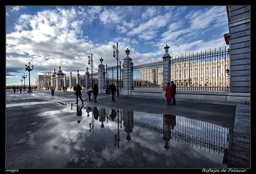 Reflejos de Palacio