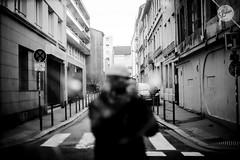 Mirror & perspective (Molle William) Tags: street urban blackandwhite bw france photography mirror nikon noiretblanc perspective fullframe loire d800 saintetienne rhônealpes sainté nikond800 lestropié