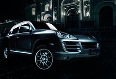 Porsche Cayenne (Roberto Sacasa) Tags: sports car guatemala rich cayenne antigua porsche 500px ifttt