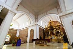 Kalibo Cathedral (Lakad Pilipinas) Tags: old church festival bells asia catholic cathedral philippines aklan saintjohnthebaptist kalibo atiatihan westernvisayas lakadpilipinas christiansangoyo