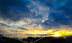 cameraphone blue cambridge shadow sky cloud sunlight... (Photo: photowarrington on Flickr)