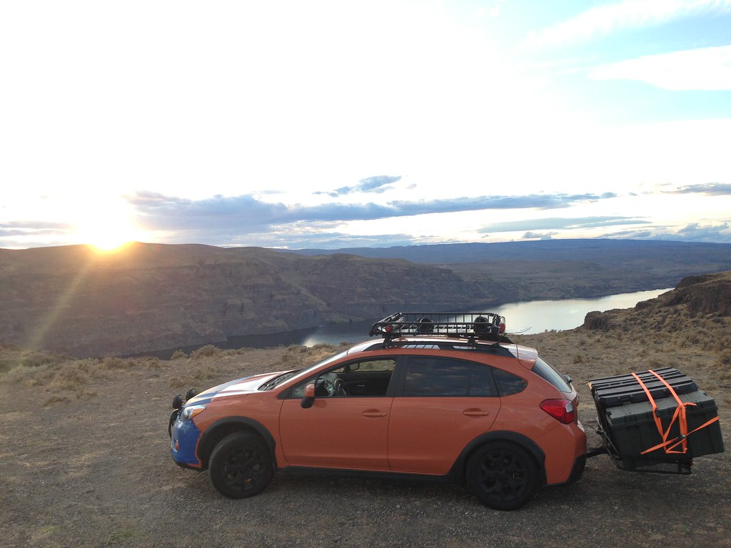 Can A Subaru Crosstrek Tow A Trailer