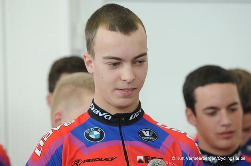 Ploegvoorstelling Davo Cycling Team (119)