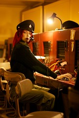 Scotland's Secret Bunker (itmpa) Tags: slr mannequin museum canon scotland mannequins fife bunker 1950s 1970s anstruther attraction coldwar 1951 30d nuclearbunker shopdummy canon30d visitorattraction scotlandssecretbunker troywood militaryheadquarters tomparnell itmpa regionalseatofgovernment archhist anstrutherdefenceestablishmentpreservationtrust