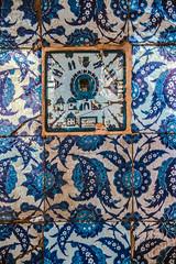 Rstem Paa Camii, Istanbul (jacqueline.poggi) Tags: architecture turkey trkiye istanbul architect turquie architecte asiaminor mimarsinan istamboul architectureottomane asiemineure