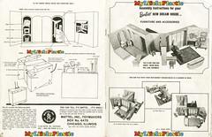 MLP_BarbieDreamhouse1963_Instructions_001 (MyLifeInPlastic.com) Tags: new house vintage paper dream barbie cardboard instructions guide barbies mattel dreamhouse