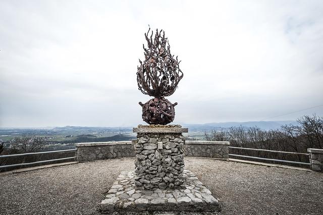 Zona monumentale del Monte San Michele