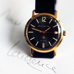 "Vostok Komandirskie ""Red Star"" 2/3 (fcafca) Tags: watch collection russian vostok cccp helios helios442 komandirskie"