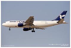 Iran Air Cargo Airbus A300B4-203F (Ni5han7) Tags: airplane ir aircraft aviation uae aeroplane cargo unitedarabemirates iranair freighter dxb a300 omdb airbusindustrie nishantrao a300b4203f iranaircargo