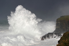 Big waves (capitaro83) Tags: ocean landscape big waves awesome bigwave