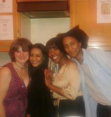 Carrie Supple, Parul Motin, Rosaleen Lyons & Faduma Elmi