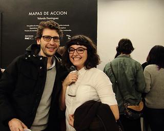 Yolanda Domínguez - Galería Serendipia