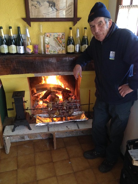 Le chef de maison, et de cuisson