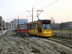 20150213  Den Haag, Laakweg (treintram) (Wattman (trams, treinen, etc)) Tags: tram tramway extra gtl laakkwartier gtl8 laakweg treintram