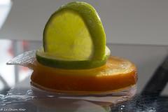 frozen fruit (LeChienNoir) Tags: macro ice fruit canon frozen juicy melting 2015 100mm28macro lechiennoir canon5dmark3 lechiennoirnl