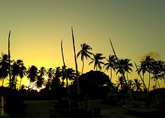 Quarta-sunset (sonia furtado) Tags: sunset brazil sol brasil contraluz ne rn pds litoralnorte duetos frenteafrente caraúbas nanatureza quartasunset soniafurtado nanaturezainnature