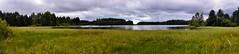 Lienper, panorama S over Bay Kotalahti in Lake Pihlajavesi (Keuruu, 20110810) (RainoL) Tags: summer panorama lake finland geotagged august fin ph stitched pihlajavesi keskisuomi 2011 keuruu kotalahti 201108 20110810 geo:lat=6240174400 geo:lon=2428965600 lienper