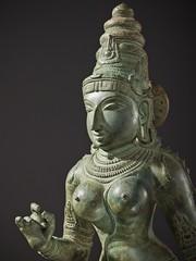 The Hindu Goddess Bhudevi LACMA M.70.5.3 (4 of 8) (Fæ) Tags: ca losangeles unitedstates wikimediacommons bhudevi photographersoliver departmentsouthandsoutheastasianart imagesfromlacmauploadedbyfæ sculpturesfromindiainthelosangelescountymuseumofart