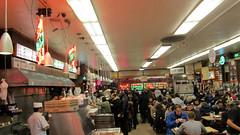 Katz's Delicatessen NYC (SA_Steve) Tags: nyc classic restaurant neon lowereastside landmark deli jewish pastrami delicatessen katzs institution notkosher katzsdelicatessen since1888 205ehoustonstreet katzsdelicatessencom