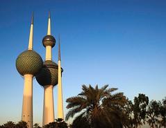Kuwait Towers (Ravi Raj R - 3R) Tags: kuwait rrr kuwaittowers