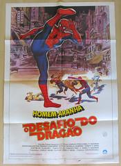 Homem Aranha O Desafio Do Drago - Poster Cinema (Etiene De Souza) Tags: do homem aranha drago desafio