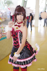 DSC00379 (-CHENG) Tags: anime cosplay coser a7 pf