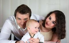 Alex - Dani - Maya (Matilda Diamant) Tags: family boy portrait people baby child maya daniel father son dani grandchild alexander aleksander rusalka