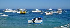 (Valerio Soncini) Tags: seascape beach strand see boat ship philippines bohol ph panglao philippinen alona centralvisayas pilippinen