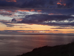 Gamrie Bay 6 (Saf37y) Tags: sunset sea clouds coast scotland aberdeenshire seashore morayfirth gardenstown gamriebay