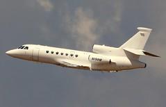 N198M - Dassault Falcon-50EX (Charlie Carroll) Tags: tampa florida tampainternationalairport ktpa