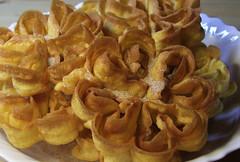 Flores extremeñas caseras (Grand-Pappà...) Tags: food cuisine beignet auvergne faitmaison fabricationmaison hautesterres lobeç floresextremeñas etremadure
