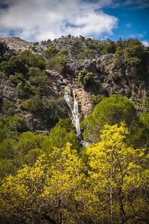 Cascada en Sierra de Cazorla