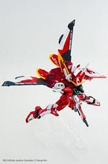 Infinite-Justice-Gundam-04 (Model Kit Builder) Tags: justice mg gundam infinite
