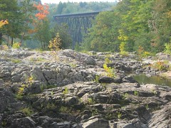 22 Septembre 2007 - 08 - GrosPontTrain (Patrick Limoges) Tags: waterfall quebec