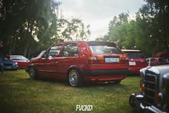 DSC05981 (FVCKD Photography) Tags: vw golf volkswagen mercedes wheels mercedesbenz bmw autos audi tuning bbs stance vwgolf golf1 felgen fitment golf3 golf2 w108